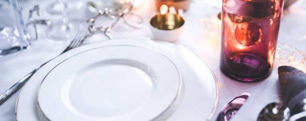 Ekskluzywna zastawa stołowa